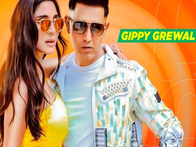Gippy Grewal shares the poster of his new song 'Jadu Nachdi Tu' ft. Swaalina
