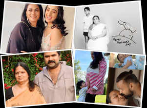 Mohanlal, Dulquer Salmaan, Anoop Menon, Kunchacko Boban, Namitha Pramod... M-Town stars convey adorable wishes to their moms on Mother's Day