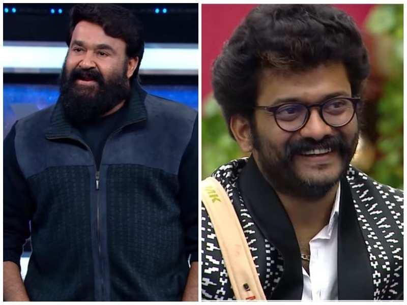 Bigg Boss Malayalam 3: Host Mohanlal plays Bhargavinilayam task, 'murders' Manikuttan