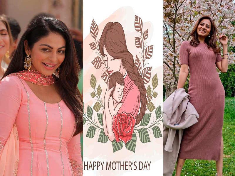 #MothersDay2021: Neeru Bajwa, Sargun Mehta, Rohanpreet Singh, and other Punjabi stars share greetings of the day on social media