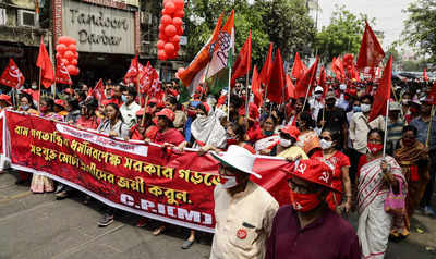 West Bengal: Is the Left on its deathbed?   India News