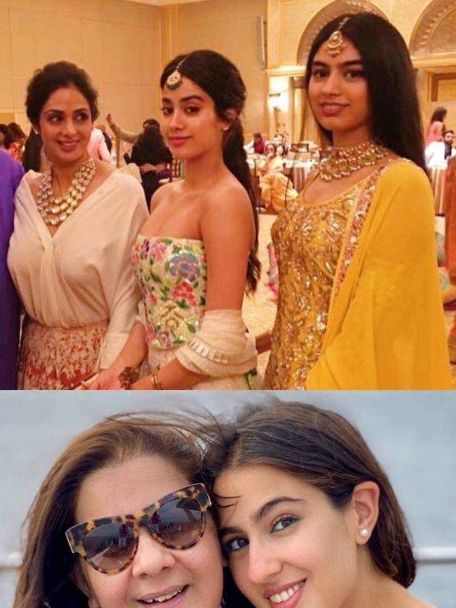 Mother's Day, 2021: B-Town stars who followed in their mom's footsteps