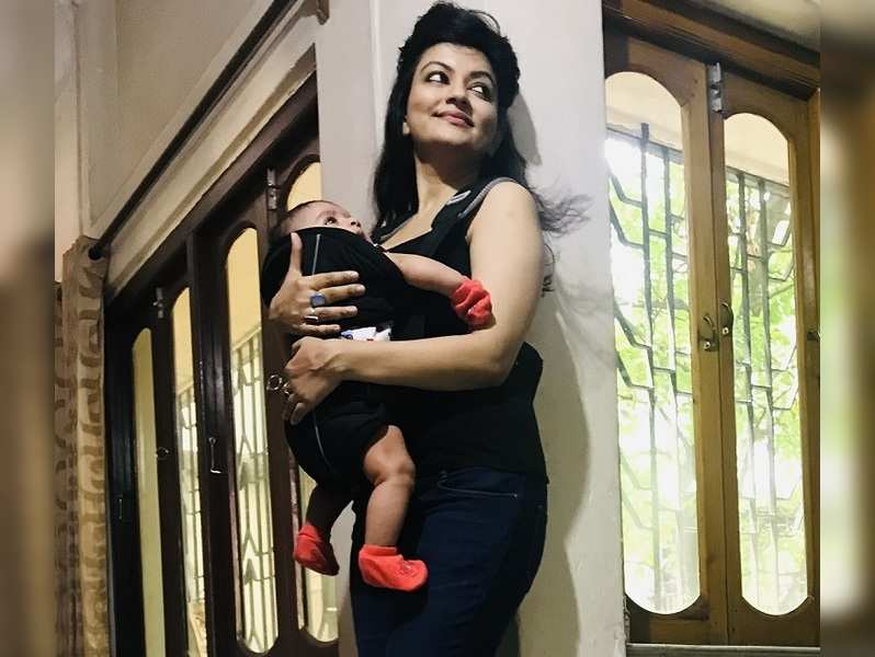 #Mother'sDaySpecial: Piyali Mukherjee on challenges of being a pandemic mom