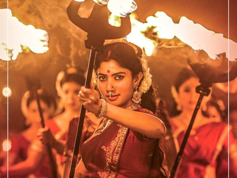 REVEALED: Sai Pallavi's first look from Nani's Shyam Singha Roy is out!