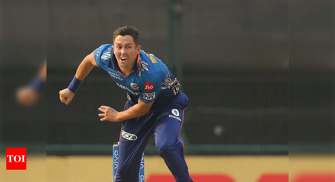 COVID-19: India has given me so much, hope things improve soon, says Boult | Cricket News – Times of India