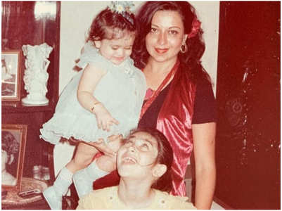 Bebo shares a throwback with Babita