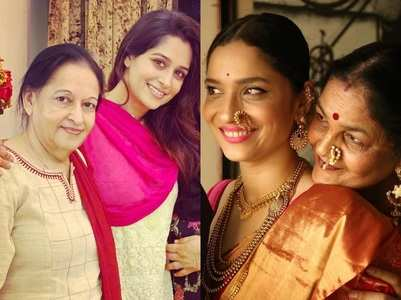 TV actresses who look similar to their moms