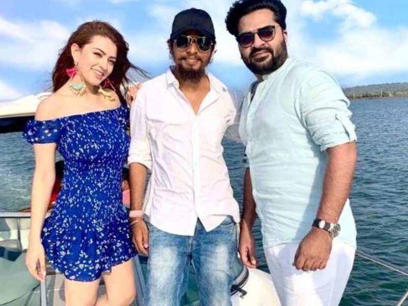 Director Jameel on the release of Silambarasan and Hansika starrer 'Maha'