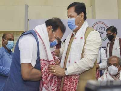 Sonowal 'marg-darshak'; grateful to Prime Minister Modi Amit Shah: Assam CM-elect Himanta   India News