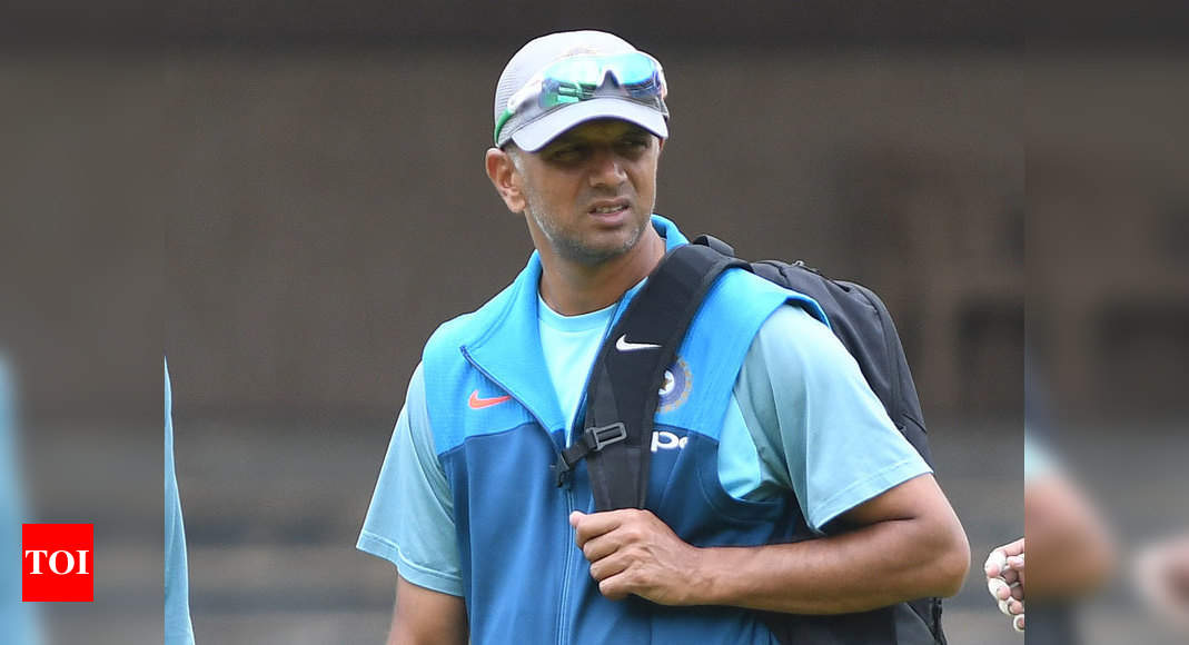 'Probably our best chance': Rahul Dravid predicts 3-2 win for India in England | Cricket News – Times of India
