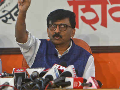 Will soon discuss the possibility of a national opposition alliance: Sanjay Raut of Shiv Sena   India News