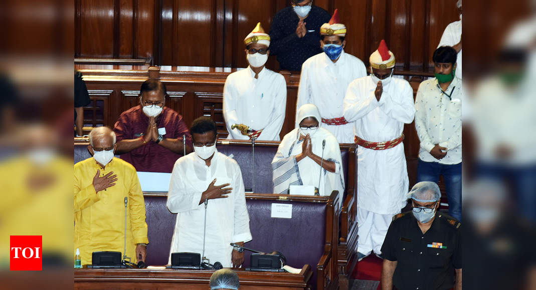 Bengal: Several new faces among 43 ministers likely to be sworn-in on Monday | India News – Times of India