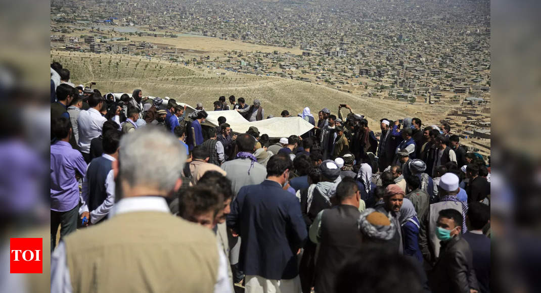 Taliban declare three-day Afghan ceasefire for Eid holiday – Times of India