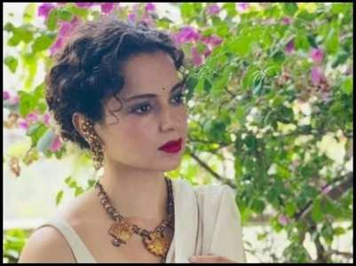 Kangana Ranaut: Instagram deleted my post