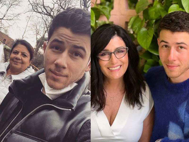 Nick Jonas: Lucky to have the best mother and mother-in-law in the world