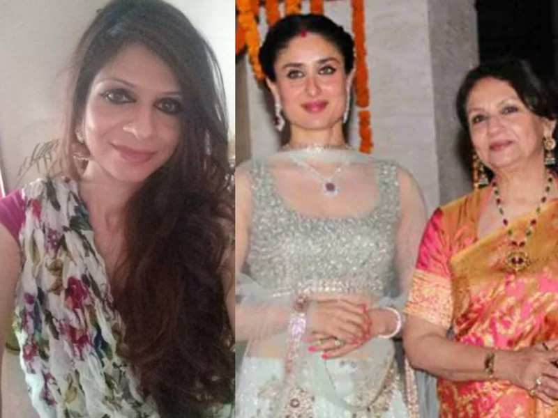 Here's what Saba Ali Khan commented on Kareena Kapoor Khan's Mother's Day post
