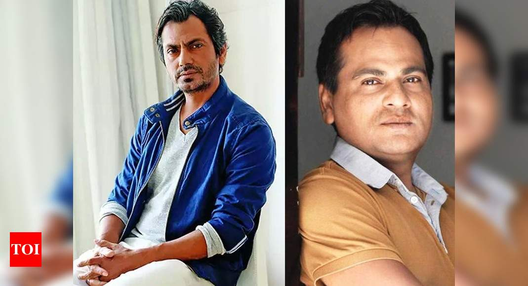 Rift between Nawazuddin Siddiqui and his brother Shamas; Latter undergoes nasal surgery – Exclusive! – Times of India