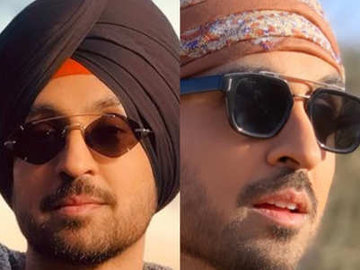 Diljit Dosanjh's quirky sunglasses