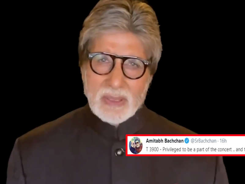 Amitabh Bachchan urges 'global citizens' to help India amid second wave of COVID-19, donates Rs 2 crore to a COVID care centre