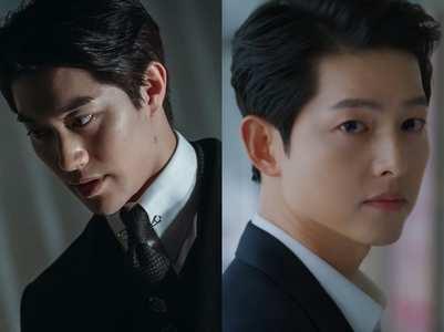Song Joong ki on Vincenzo season 2