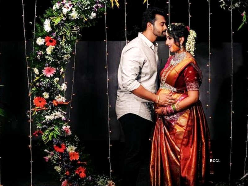 Keerthi and Jaidhanush to embrace parenthood soon; the actress announces pregnancy with a cute post (Photo - Instagram)