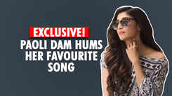 Paoli Dam hums her favourite song