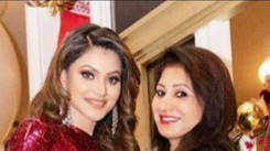 Urvashi Rautela Shares An Adorable Video Of Her Mom For Mother's Day!