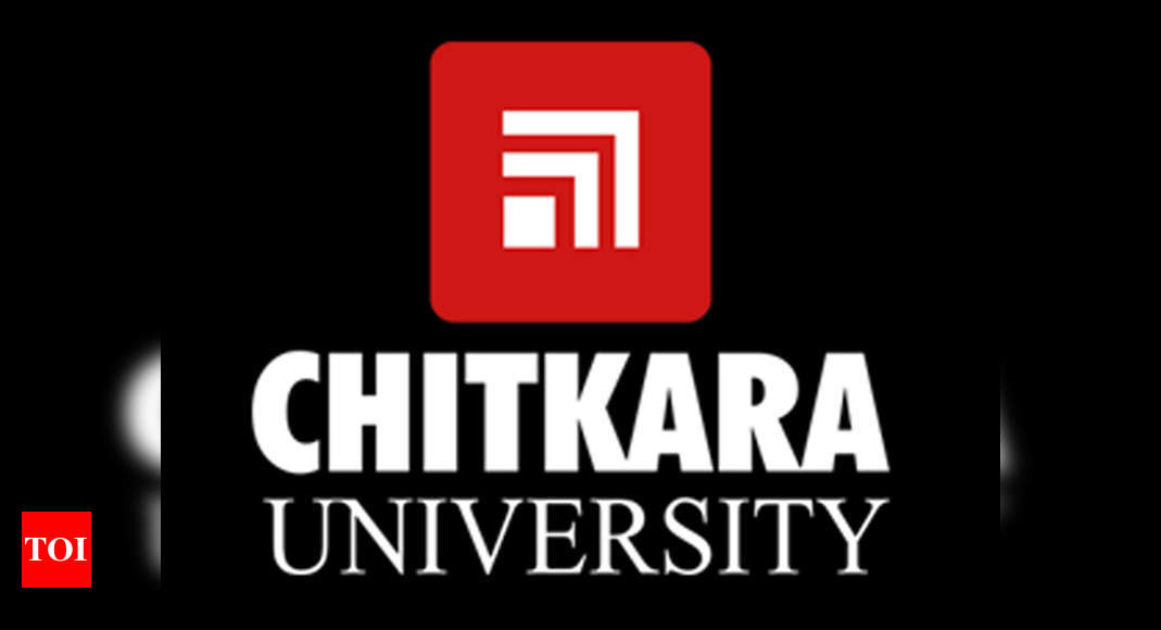 Chitkara University and C-DAC join hands to promote research – Times of India