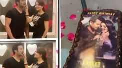 Newly married Sugandha Mishra celebrates husband Sanket Bhosale's birthday, shares adorable video