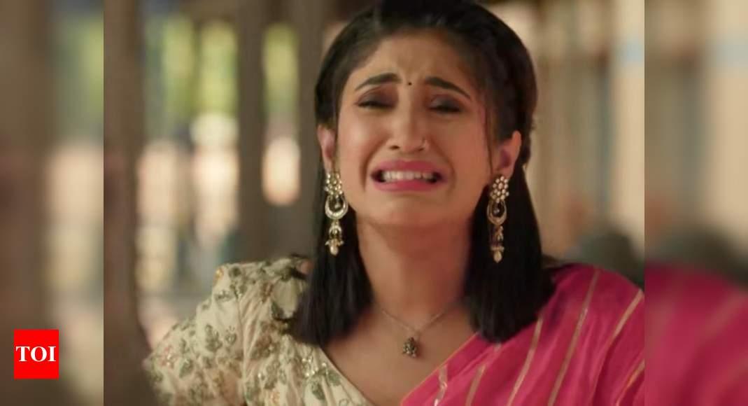 Yeh Rishta Kya Kehlata Hai: Sirat learns a shocking truth from Mauri - Times of India