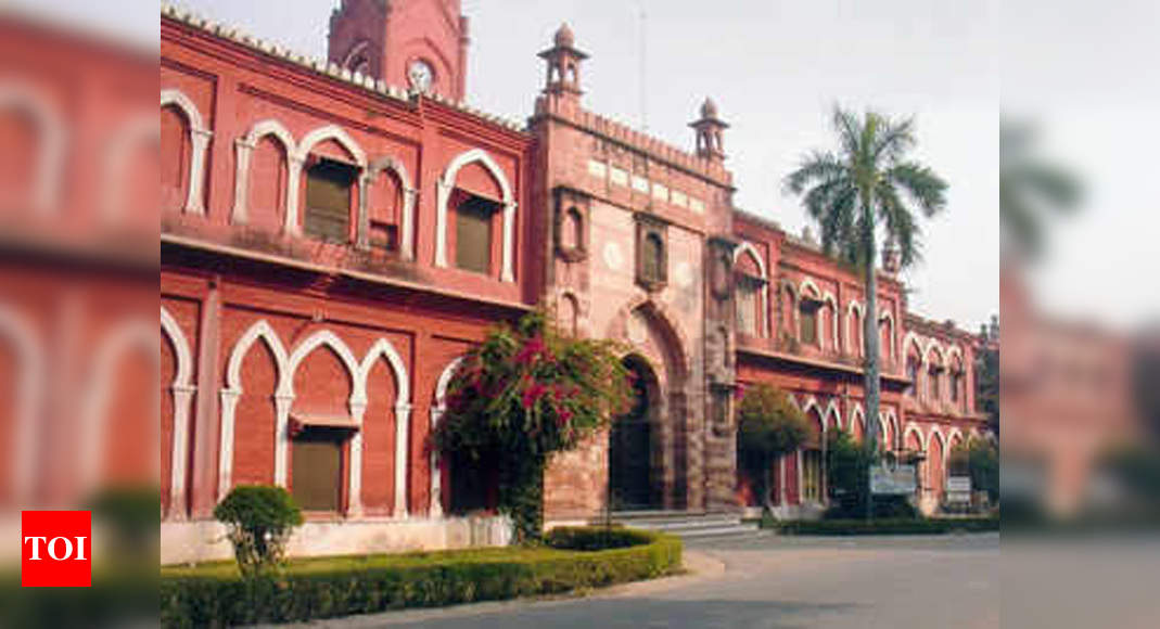 Alarmed by teachers' deaths, AMU VC asks ICMR to study if Covid 'variant' responsible – Times of India