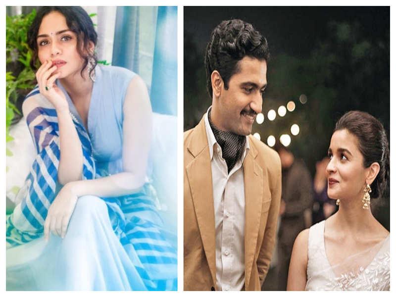 Amruta Khanvilkar: I was mesmerised watching Alia Bhatt in the character on 'Raazi' sets; bonded well with Vicky Kaushal too