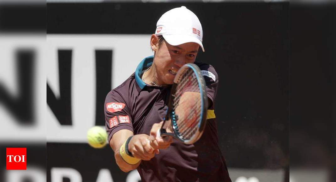 Japan's Nishikori agrees with Osaka that Olympic 'discussions' needed | Tennis News – Times of India