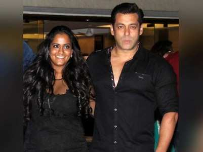 Salman: Arpita had tested +ve for Covid