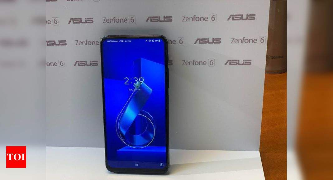 Asus postpones Zenfone 8 series launch in India – Times of India