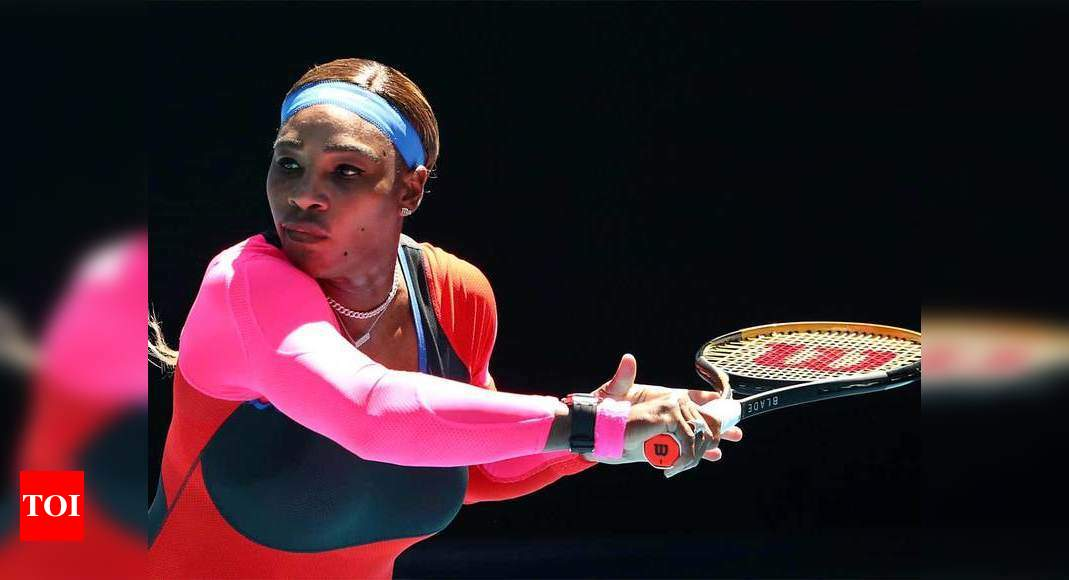 Returning Serena hints she could miss Tokyo Olympics | Tennis News – Times of India