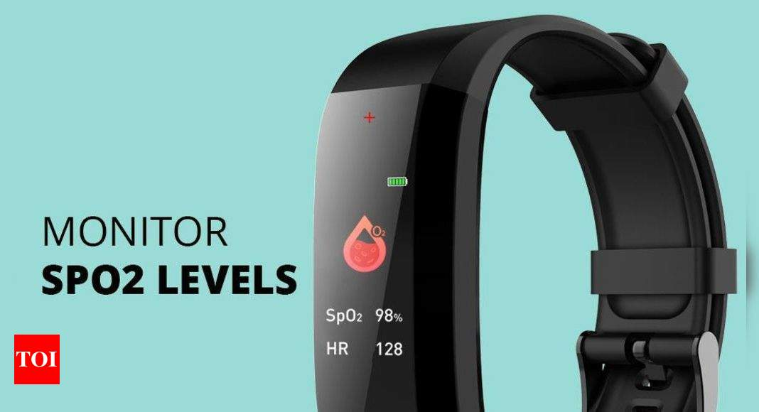 goqii vital 4:  GOQii launches 'Vital 4' fitness band with blood oxygen tracking at Rs 4,999 – Times of India