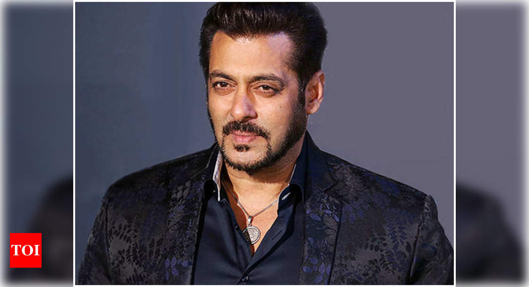 Salman Khan: We tackled the subject of drugs in the film much before it became big in Maharashtra – Times of India