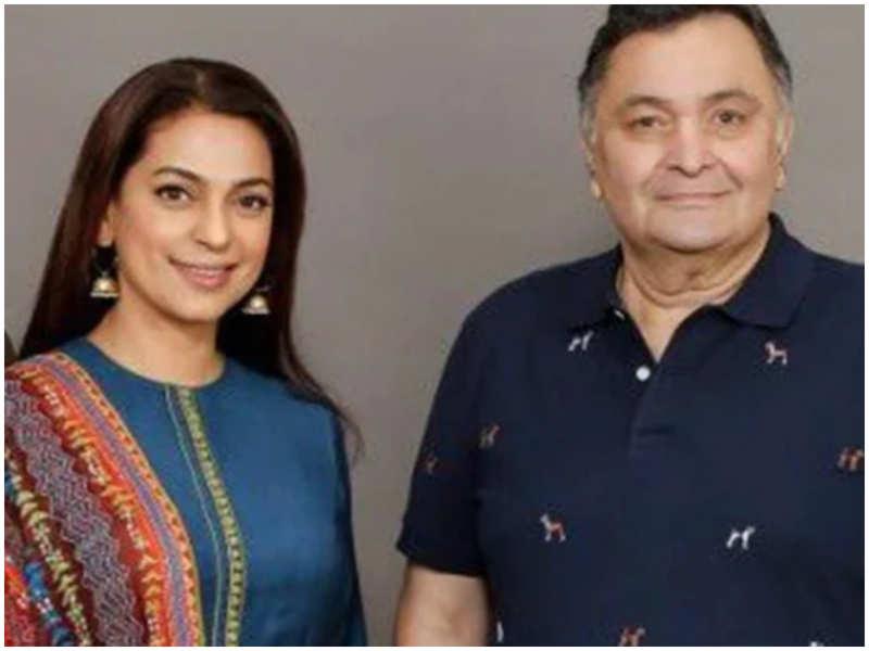 Juhi Chawla: I had told Rishiji that Ranbir is even better than him