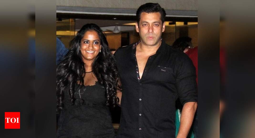 Salman Khan confirms sister Arpita had tested positive for Covid-19 and was asymptomatic