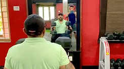 #FitnessChallenge: Baburaj has an open challenge for fitness freaks Tovino Thomas and Unni Mukundan!