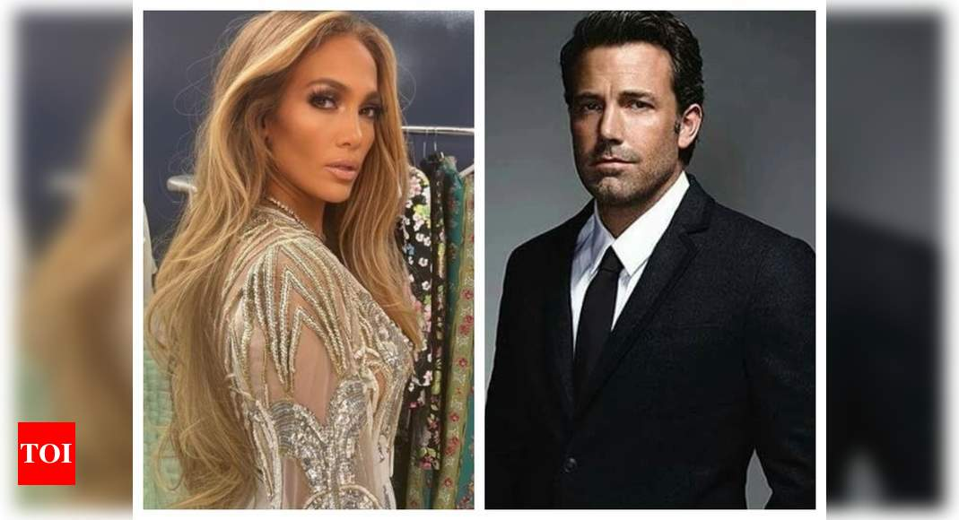Ben Affleck and Jennifer Lopez fuel rumours of their rekindled romance after holidaying together in Montana – Times of India