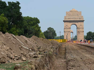 Central Vista Project: Delhi High Court to Examine Petition to Stop Work at Central Vista   India News
