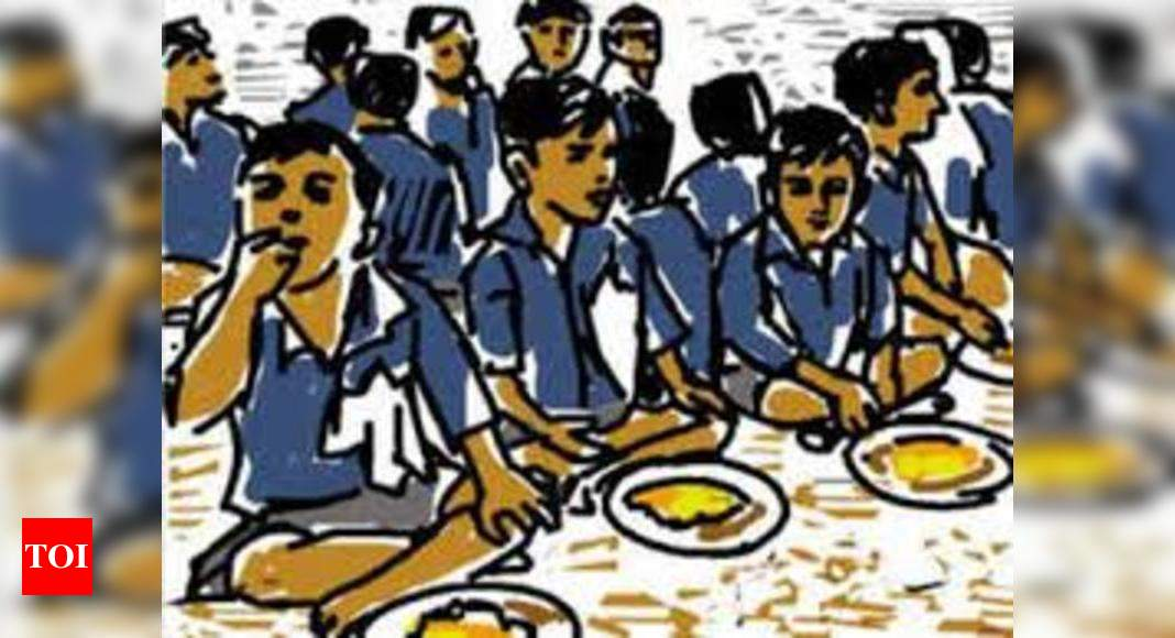 Punjab seeks additional central funds for mid-day meal scheme – Times of India