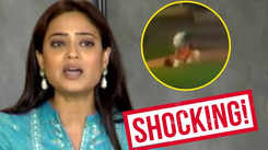 Shweta Tiwari shares shocking CCTV footage of Abhinav Kohli snatching Reyansh from her arms