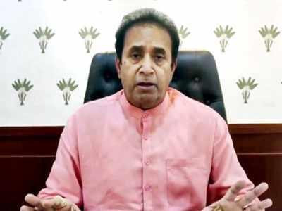 ED Brings Money Laundering Case Against Former Interior Minister Maha Deshmukh | India News