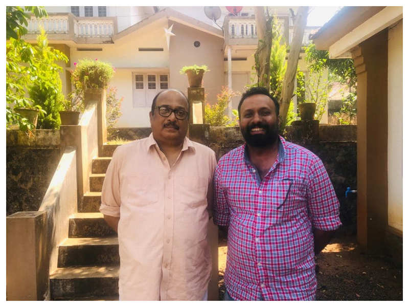 Omar Lulu on Dennis Joseph's sudden demise: Sir had completed the script of 'Power Star' and we had a chat two days ago