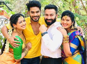 Trinayani completes 300 episodes