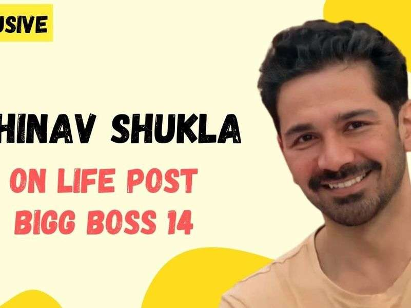 Abhinav Shukla on life post Bigg Boss 14  Exclusive 
