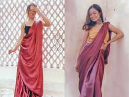 5 chic ways to drape a sari